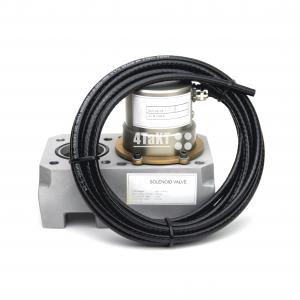 Main gas valve